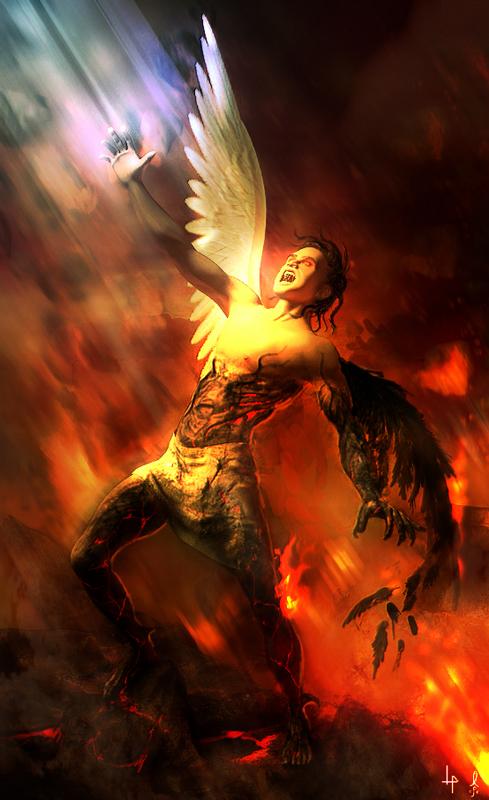 The Real Lucifer Nici un alt inger,nici o altă
